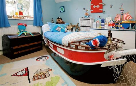 kids boat bed adorable ship beds for the litlle pirates