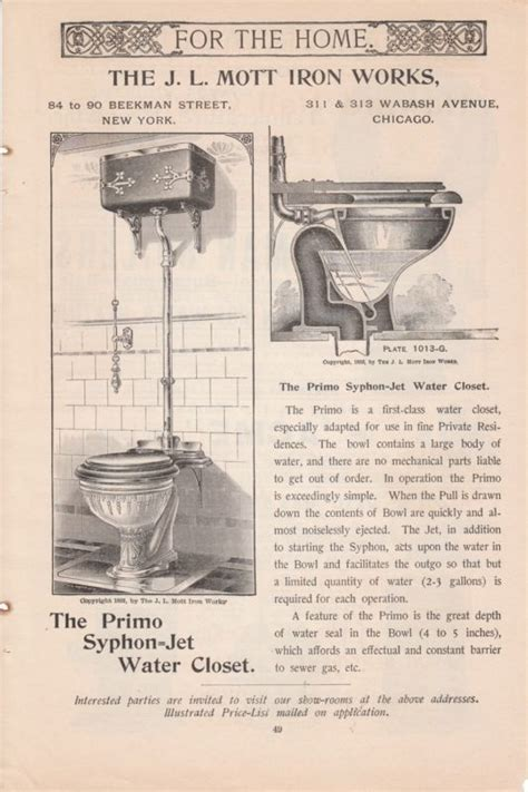 mott s plumbing fixtures catalogue a classic reprint books j l mott shop collectibles daily