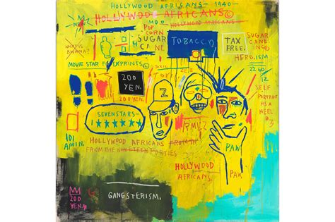 basquiat boom for real books a jean michel basquiat exhibition is opening in 2017