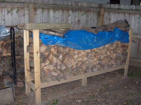 woodwork firewood rack plans pdf plans