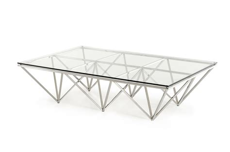virrea rectangular glass coffee table coaster furniture rectangular glass top coffee table with