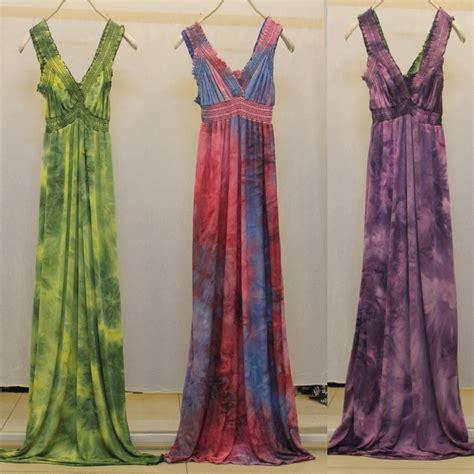 2014 plus size dress clothes pring tie dye desigual