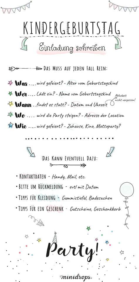 Schreiben Einladung Muster einladungskarten schreiben designideen