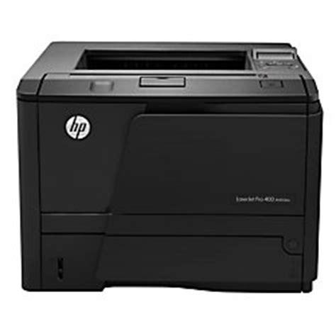 Office Max Printer by Hp Laserjet Pro 400 M401dne Monochrome Laser Printer By
