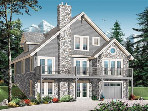 mountainside house plans mountainside majesty house plans