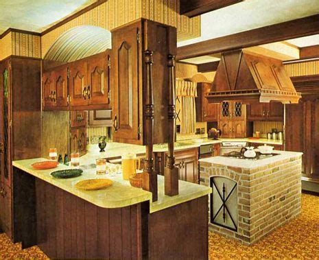70s kitchen 70 s kitchens make me happy awesomeness for the home