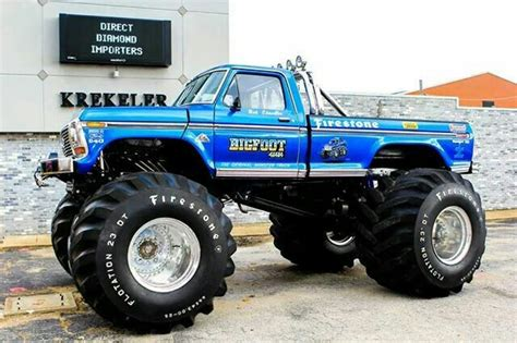 18 1979 Ford F 250 Bigfoot 1 Full Size Tires Denise