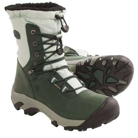 keen winter boots womens keen wilma snow boots waterproof for save 30