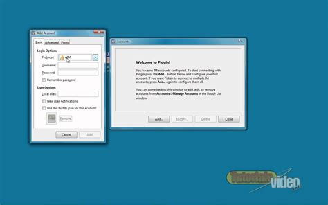 python xmpp tutorial pidgin un alt tip de messanger tutoriale video