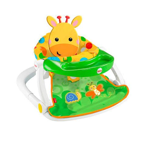 Fisher Price Floor Seat by Buy Fisher Price Giraffe Sit Me Up Floor Seat Babycity