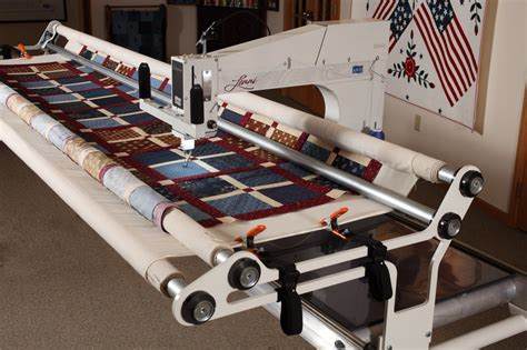 A1 Quilting Machines by Apqs Longarm Quilting Machine