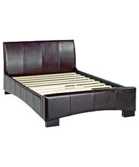 King Bed Frame Only Vienna Leather Beds Reviews
