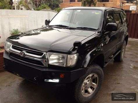 1997 Toyota Hilux Surf Used Toyota Hilux Surf Ssr Limited 1997 Car For Sale In