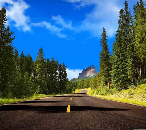 Landscape Road Pictures Landscape Road Wallpaper Sc Smartphone