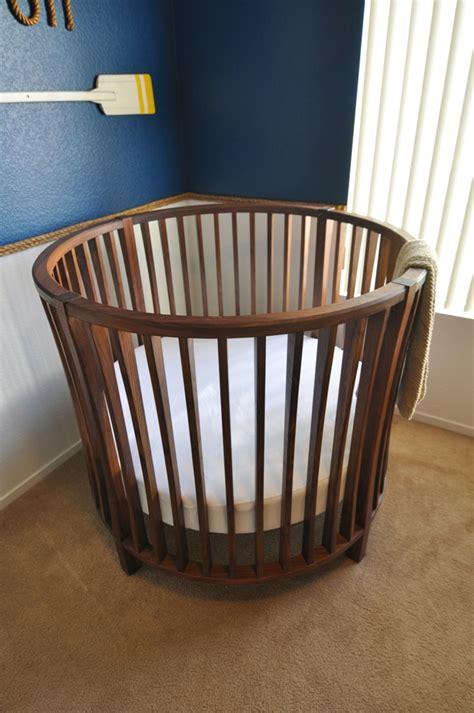baby crib finewoodworking