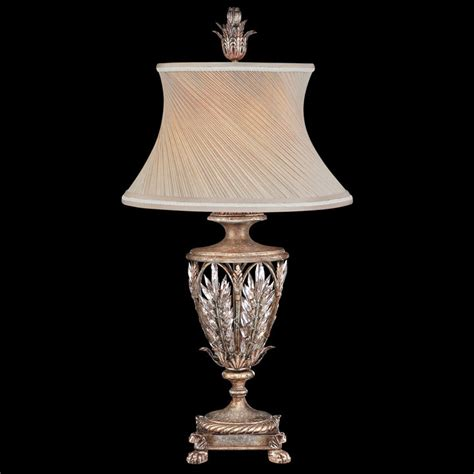Fireplace Brands - fine art lamps 301610 winter palace crystal table lamp