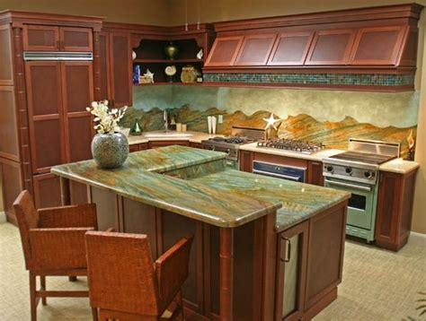 Blue Countertop Kitchen Ideas Louise Blue Granite Countertops Kitchen Ideas More Blue Granite Granite