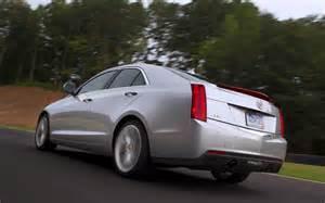 Cadillac Ats Cost Of Ownership 2013 Cadillac Ats Exterior Rear Photo 39076984