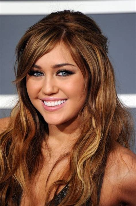 why bangs are ugly 216 best the old miley cyrus images on pinterest hair