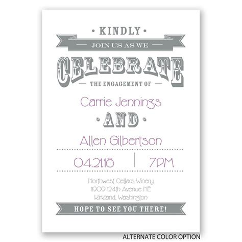 wedding invitation wording join us kindly join us engagement invitation invitations by