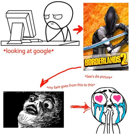 Borderlands 2 Memes - borderlands zer0 memes zer best of the funny meme