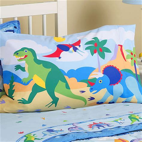 olive kids bedding olive kids dinosaurland pillow case