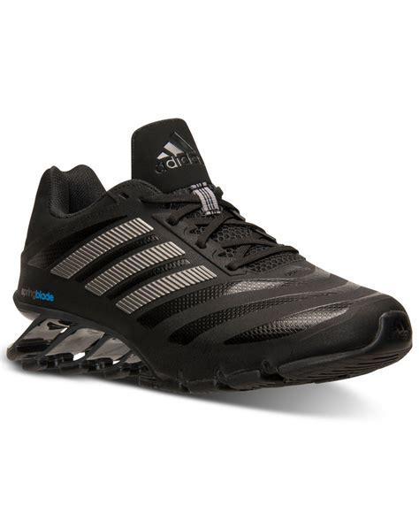 adidas springblade black lyst adidas men s springblade ignite running sneakers