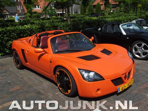 opel orange image gallery orange opel speedster