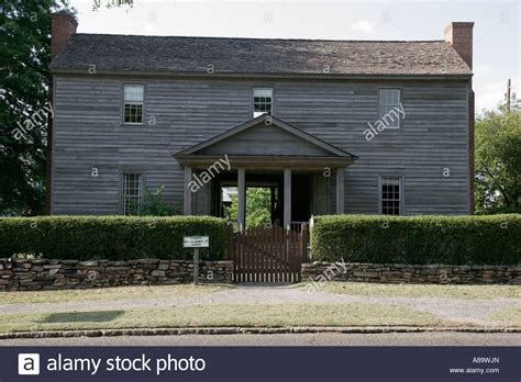 we buy houses montgomery al montgomery alabama old alabama town rose morris house 1840s dogtrot stock photo