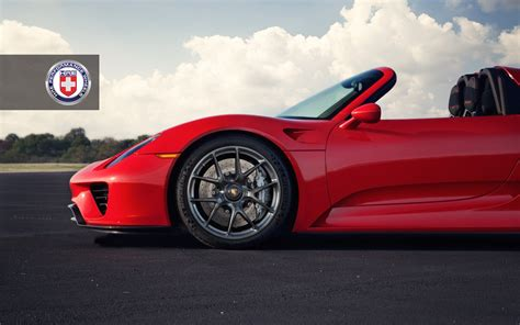 porsche 918 red this red porsche 918 spyder is as beautiful as a sunset