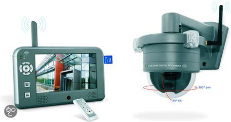 camerasysteem draadloos buiten bol elro cs99pt digitale beveiligingscamera