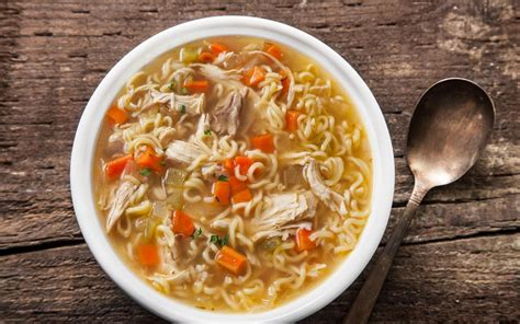 hot soup recipes to eat when you have a cold pictures