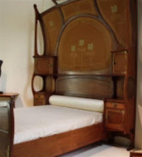 art nouveau bedroom furniture 151 best art nouveau furniture images on pinterest art
