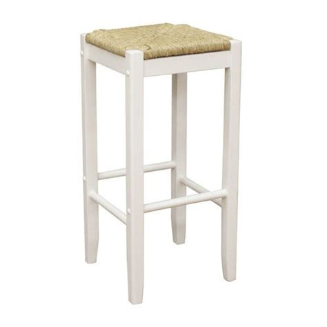 white counter height bar stools rattan white counter height stool american heritage