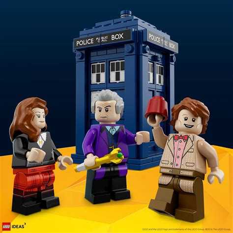 Lego 21304 Doctor Who lego 21304 doctor who ideas 2015 brickmerge