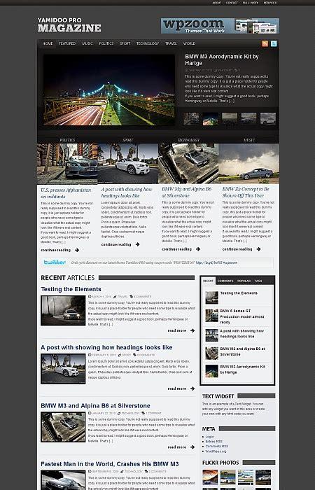 grid layout wordpress theme free 45 free premium wordpress themes with magazine or grid