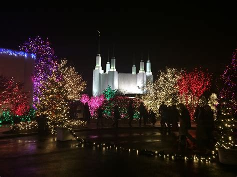 dc mormon temple festival of lights mormon temple dc christmas lights decoratingspecial com