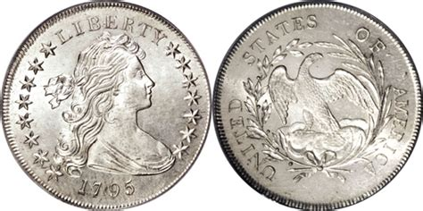 1795 draped bust silver dollar value 1795 draped bust silver dollar coin value facts