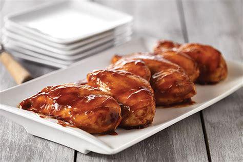 oven bbq chicken breasts kraft recipes