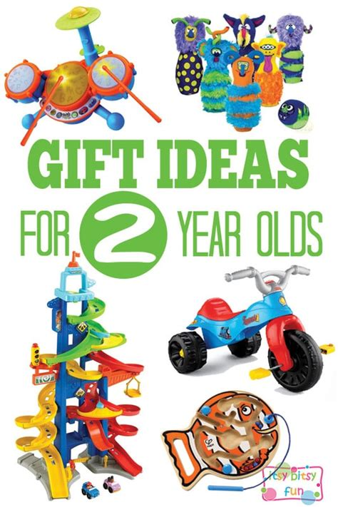 gifts for 2 year olds itsy bitsy fun
