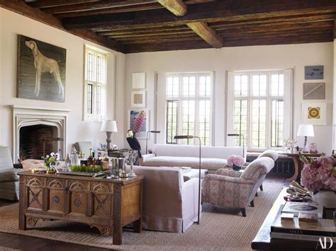 Stunning Home Interiors claudia schiffer s english country house the neo trad