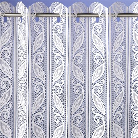 Designer Kitchen Blinds by Corsica Lace Pleated Blind Net Curtains Curtains