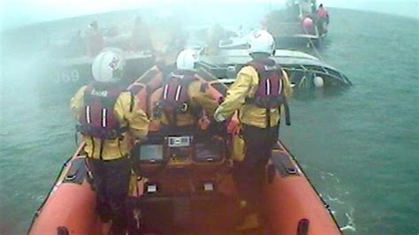 fishing boat capsized at sea two dogs lost at sea after fishing boat capsizes channel