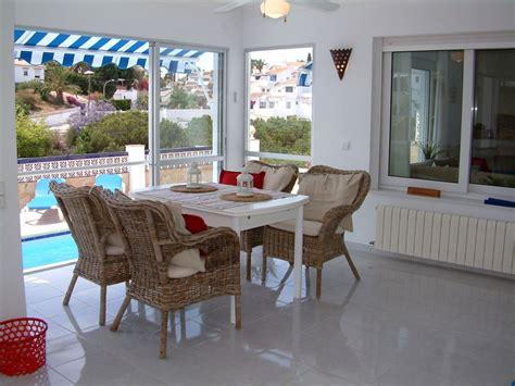 verglaste veranda ferienhaus la gaviota caleta de v 233 andalusien costa