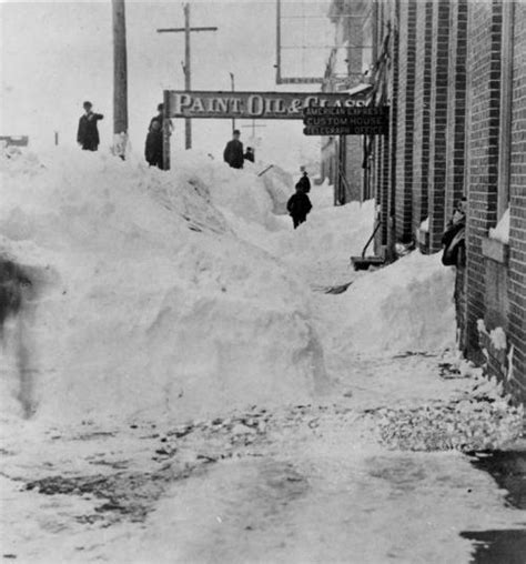 Worst Snowstorms In History | worst snowstorm in wisconsin history host madison com