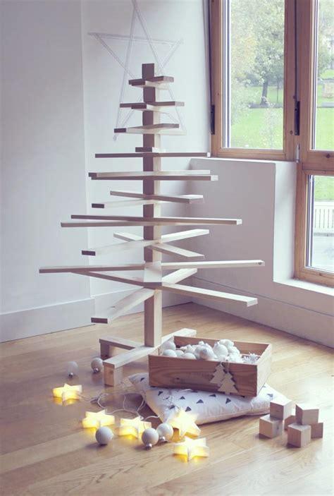 Arboles De Navidad Decorados #4: Arbol-de-madera-para-navidad-leroy-merlin.jpg