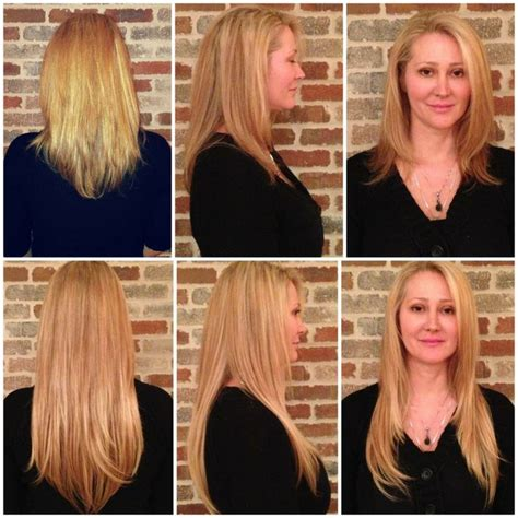 14 inch hair extensions before and after 278 best before after hair extensions images on