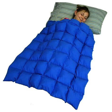 weighted comforter top toys for kids with regulatory needs brain balance