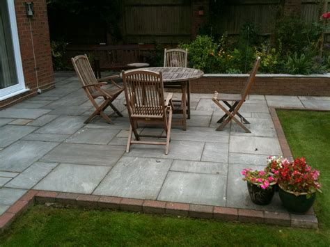 designing a patio area decking patios