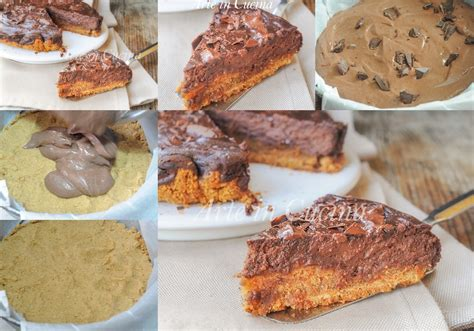 dolci alla ricotta arte in cucina cheesecake con cioccolato al forno dolce alla ricotta